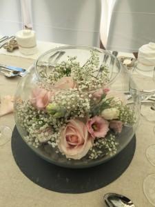 Mariage du 11 juillet - Château de Naours - fleurs