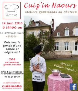 affiche ateliers culinaires copie