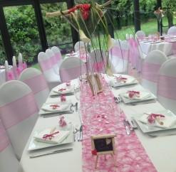 Mariage Rose et Blanc – 18 Juin 2016