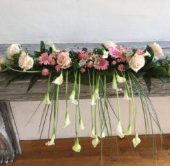Mariage gris et rose 26/08/17