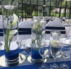 Mariage thème diamants bleus – 01/05/2019