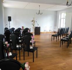 Mariage du 12 juillet 2014 – La rose ancienne – Château de Naours