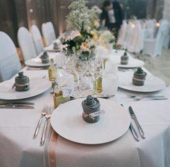 Mariage blanc, gris, cuivré – 07.03.2020